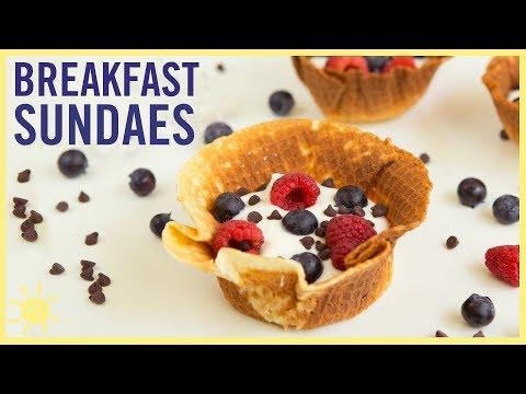 EAT | Breakfast Sundaes