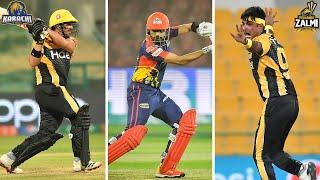 Full Highlights | Karachi Kings vs Peshawar Zalmi | Match 24 | HBL PSL 6 | MG2L