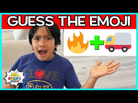 , title : 'Guess The Emoji Challenge with Ryan!!