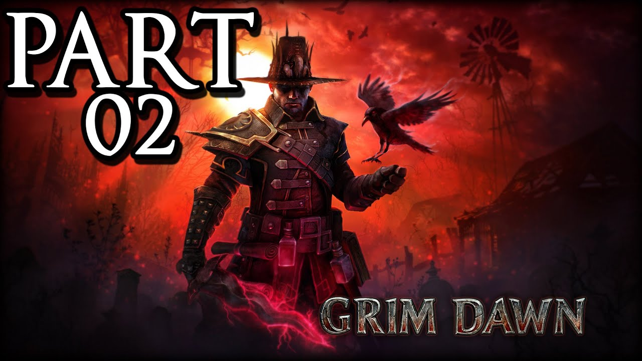 Grim Dawn – Part 02: Loot im Dorf Burrwitch