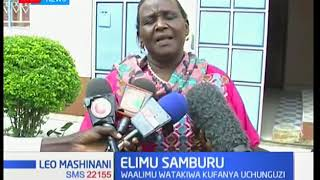 Walimu wakuu katika Kaunti ya Samburu waweka mikakati kuzuhia migomo