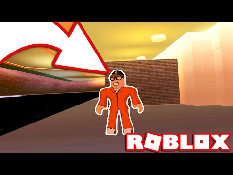 HOW TO GLITCH OUT OF JAIL IN ROBLOX JAILBREAK