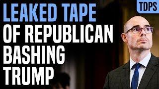 """SHOCK TAPE: Republican Admits Trump is """"Killing Us"""""""