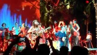 Feist & Mountain Man - The Undiscovered First - Coachella 2012
