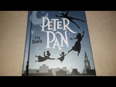 Review - Livro Peter Pan
