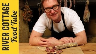 Homemade Salami | Steve Lamb