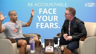 David Goggins on RAW Accountability and Facing Your FEARS | #TomFerryShow