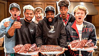Who Can Cook The Best BBQ Ribs In 2Hype?!