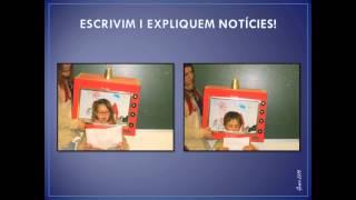 preview picture of video 'Què hem fet durant el projecte 'El Periodista'?'