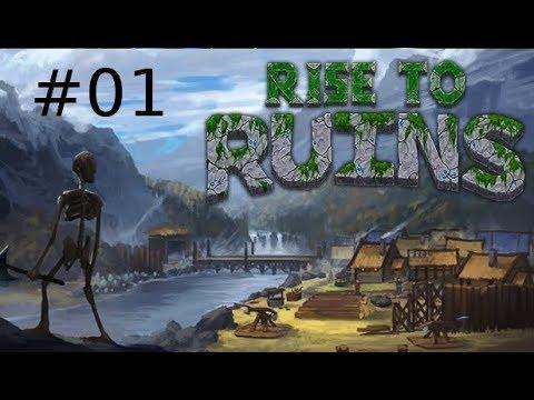 Rise to Ruins #01 Lernen will gelernt sein