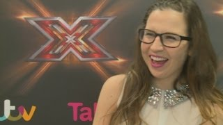 X Factor 2013: Abi Alton talks heartbreak and doesn't rule out One Direction collab