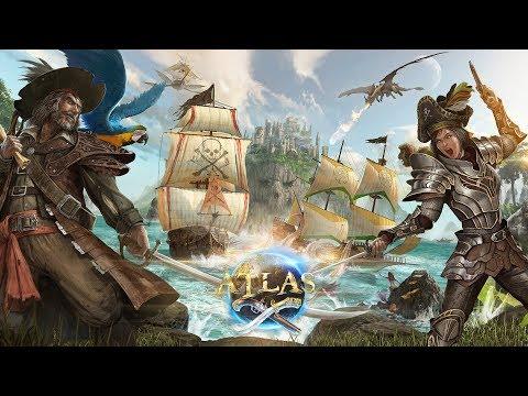 Релиз пиратской MMO Atlas от создателей ARK Survival Evolved немного задержится