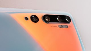 A 108 Mp Camera On A ... Phone ?   Mi Note 10