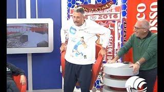 """Lucchetta show al TB Sport: """"Mi porto a casa la poltrona"""""""
