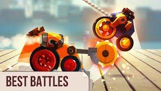C.A.T.S. — Best Battles #24