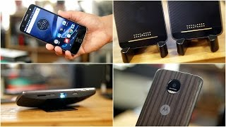 Moto Z, Moto Z Force, MotoMods First Impressions!
