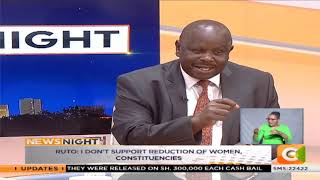 Narok County Council allocated people land in Mau - Isaac Ruto