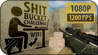 SHIT bucket challenge ★ CS 1.6 подборка СМЕШНЫХ приколов
