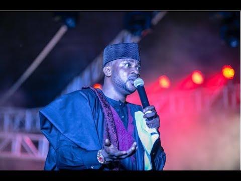 Odunlade Adekola sings and Dance At ARIYA REPETE 2018 As Other Stars Perform