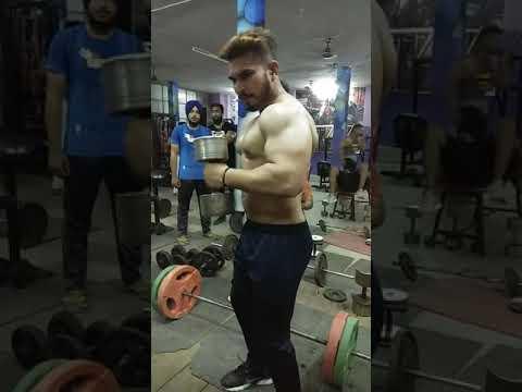 Syktyvkar 2017 bodybuilding