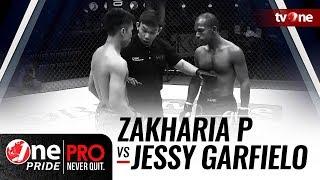 [HD] Zakharia Pasaribu vs Jessy Garfielo Sawy - One Pride Pro Never Quit #20