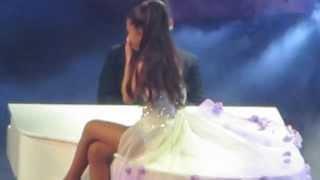 Ariana Grande Cries During My Everything-Honeymoon Tour NYC