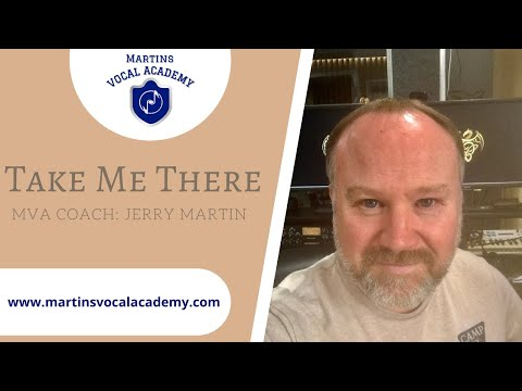 Sample Work - MVA Vocal Coach - Jerry - Country (Take Me There)