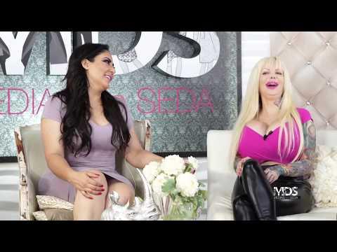 Medias De Seda ''Sabrina Sabrok y el sexo'' 12/agosto/2018