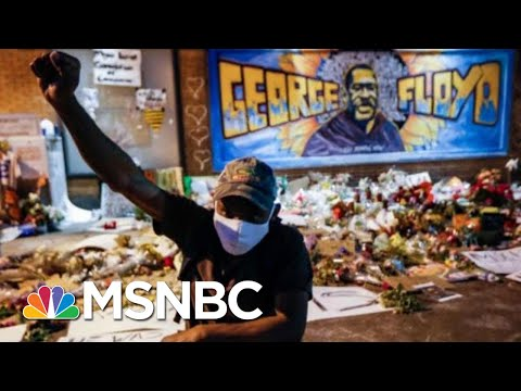 Jason Johnson: Black Young Adults Are Cynical About America | The 11th Hour | MSNBC