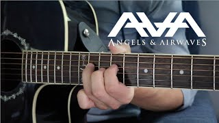 Angels & Airwaves - Anomaly [Guitar cover]