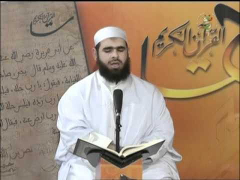 قراءة بصوت متميز وليد مهساس – تاج القرآن 2011