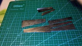 Изготовление стамесок для резьбы по дереву своими руками