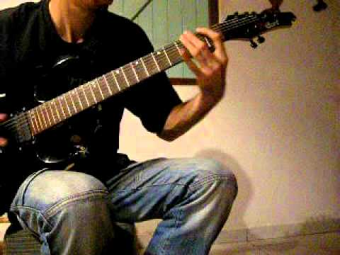 Otep - Menocide Guitar Cover