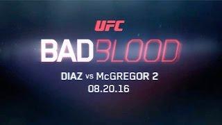 UFC 202 : Bad Blood - Épisode complet en VOSTFR