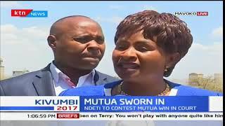 Wavinya Ndeti to contest Mutua win in court