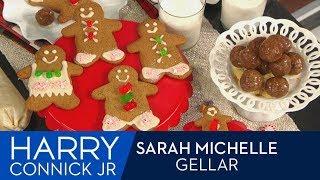 HARRY | Holiday Treats with Sarah Michelle Gellar (22.11.17)