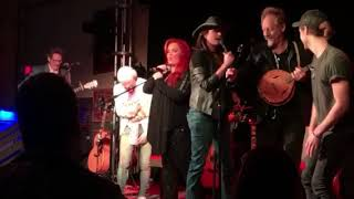 Anita Cochran  ...Wynonna makes a surprise appearance