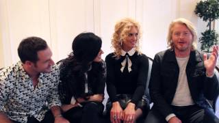 Word Association with Little Big Town