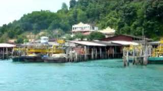 preview picture of video 'Panasonic Lumix TZ7 Digital Camera - East Coast Fishing Village in Malaysia'