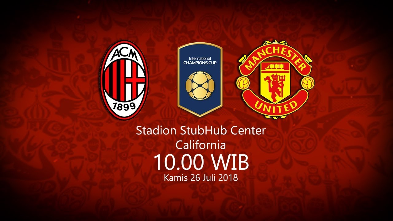 Link Live Streaming TVRI dan iNews TV AC Milan Vs ...