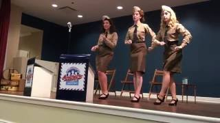 All-American Sweethearts: A Salute to the Andrews Sisters
