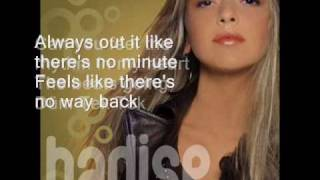 Hadise - Düm Tek Tek (Şarkı Sözü / Lyrics) Turkey Eurovision Song Contest 2009