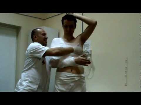 Pastilele articulațiilor brațelor și picioarelor