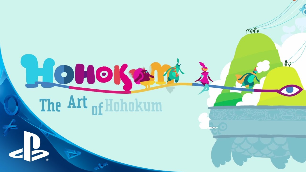 "Hohokum: ""The Right Kind of Wonky"" on PS4, PS3, PS Vita"