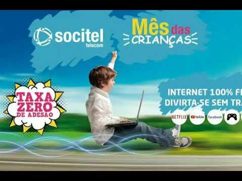 Mês das Crianças tem Promoção na Socitel Internet de Fibra de Juquitiba