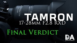 Tamron 17-28mm F2.8 RXD (A046) Review | 4K