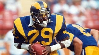 #52: Eric Dickerson | The Top 100: NFL's Greatest Players (2010)