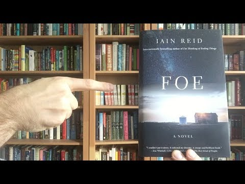 Foe by Iain Reid // 5-Star Book Review
