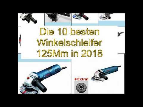 Die 10 besten Winkelschleifer 125Mm in 2018