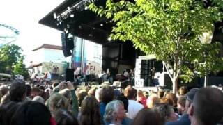 John Fogerty - Up Around The Bend (Live Stockholm Gröna Lund 2010)